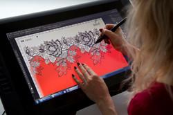 Embroidery Graphic Designer
