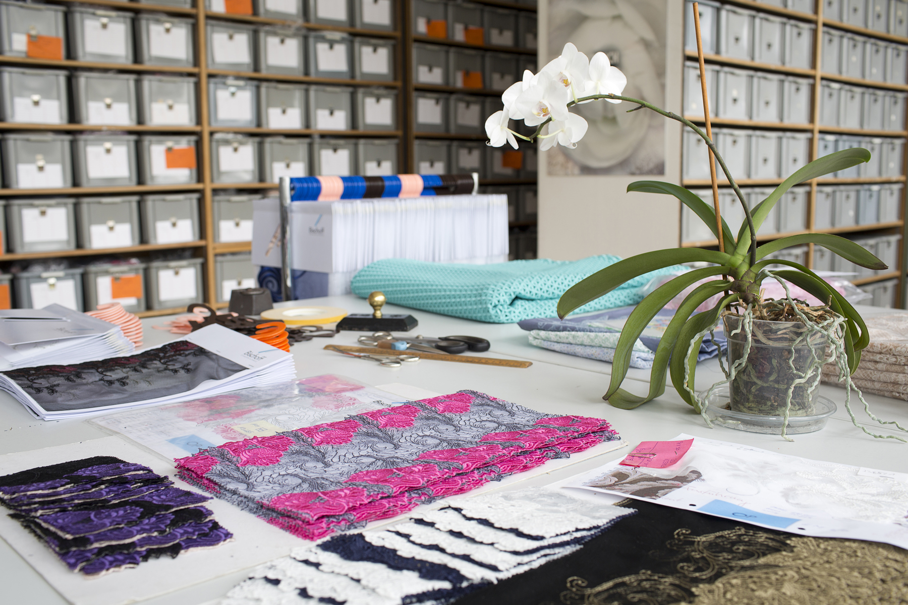 Bischoff's Embroidery Archives