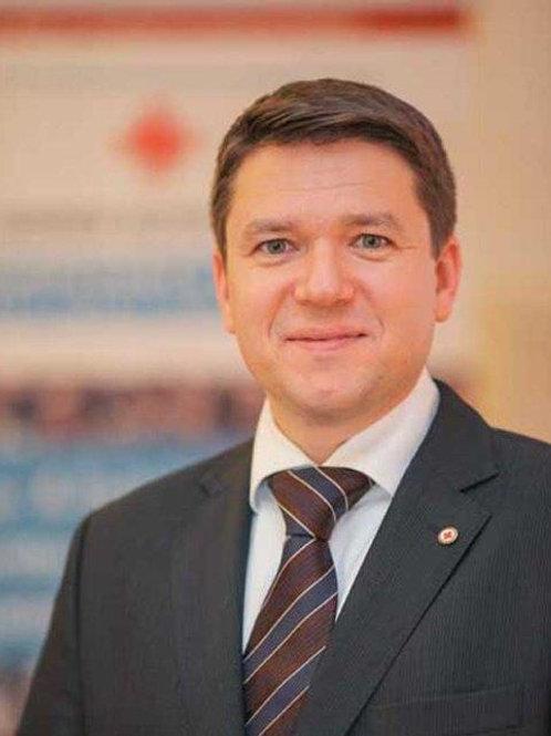 Georg Geczek, MBA