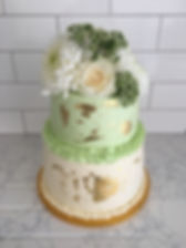 Wedding Cake two tier
