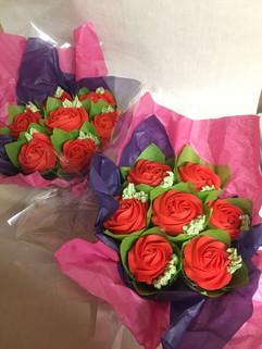 Valentine Rose Bouquet