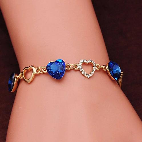 Náramky Guvivi pre ženy modrý