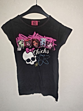 MONSTER HIGH size: 12/152