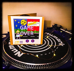 LM Project (Game Over) CD