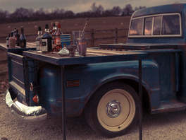 The Mobile Cocktail Bar