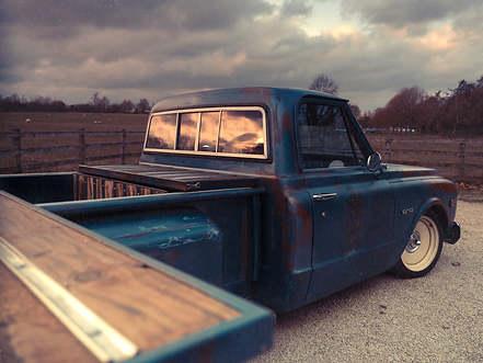Dexter the truck