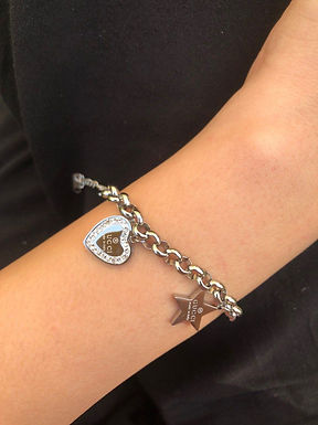 Gucci Bracelet High Copy Stainless Steel