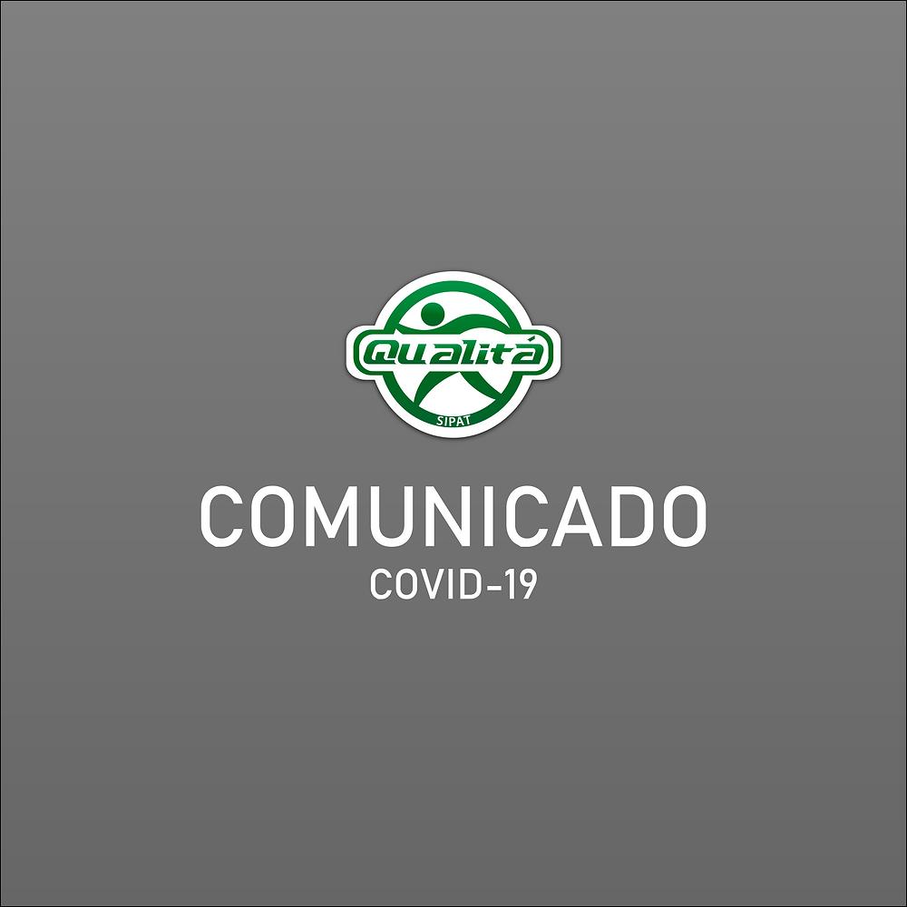 Comunicado Qualitá SIPAT