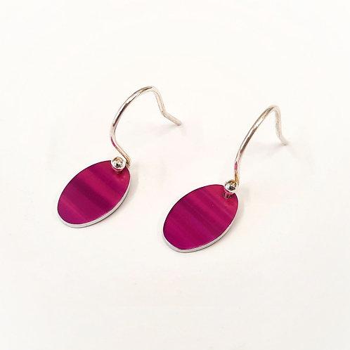 Oval Earrings - Small