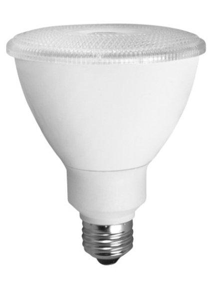 12 Pack, 12W = 75W LED PAR30 Narrow Flood Light, 30000K, NonDimmable, 25 Degrees