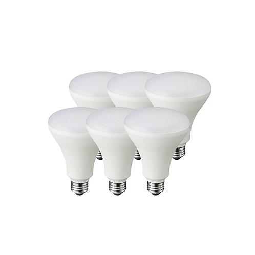 LED 6-pack QLS BR30 Soft White 2700K