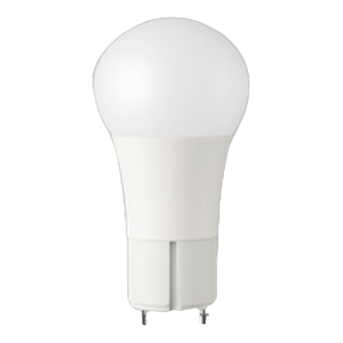 QLS A19 LED Bulb, GU24 Base, Dimmable 9.5W = 60W, 3000K, Enclosed Fixture Rated