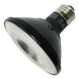 Black PAR30, 48-pack,Short Neck LED Flood Light Bulbs, 48W Equiv, Warm 3000K