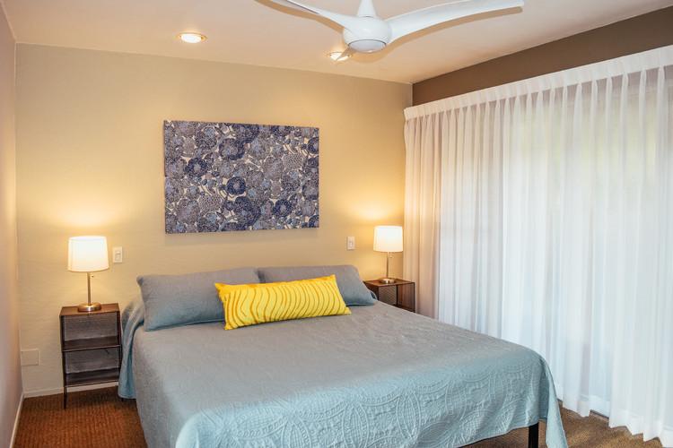 One-Bedroom - Garden View