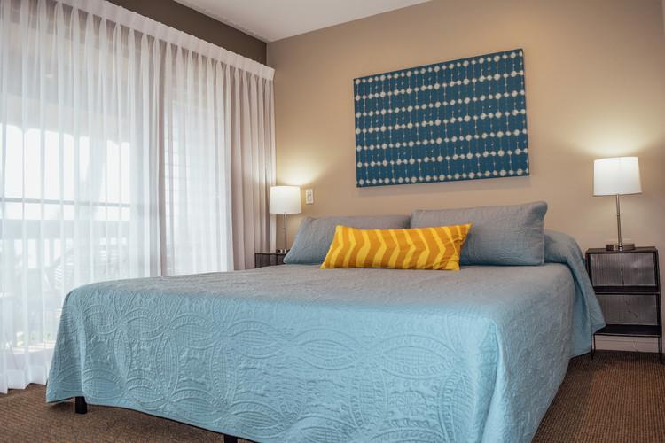 One-Bedroom - Partial Ocean View