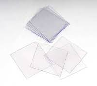 Slide Cover Slips, Glass #1, 22X22mm, 1oz