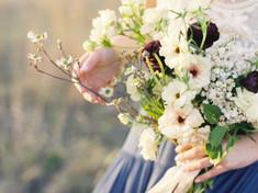 Wedding flowers by Flower Moxie