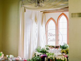 Wedding at Old Trinity Event Venue