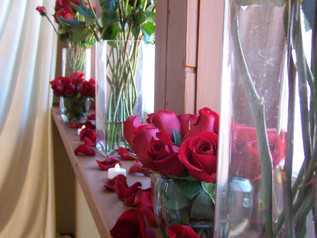Roses Arrangement at Old Trinity