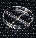 Petri Dish,  100mm X 15mm, 4-Section