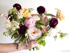 Floral Bouquet by Flower Moxie