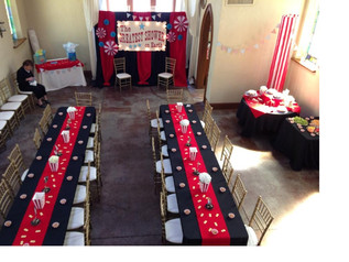 Baby Shower Party at Old Trinity