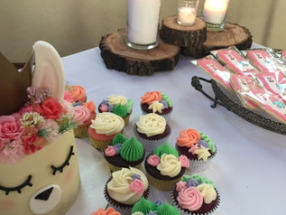 Cupcakes at Old Trinity