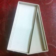 Slide Box, 50/slots
