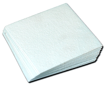 Ceramic Fiber Square 13 x 13cm