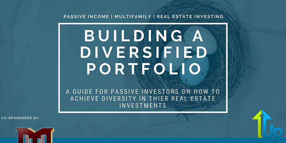 [WEBINAR] Building A Diversified Portfolio