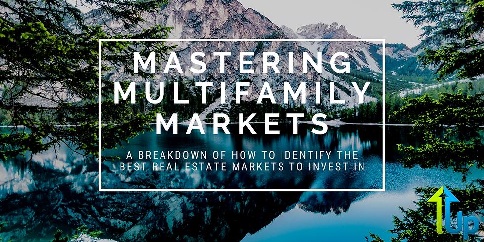 [WEBINAR] Mastering Multifamily Markets