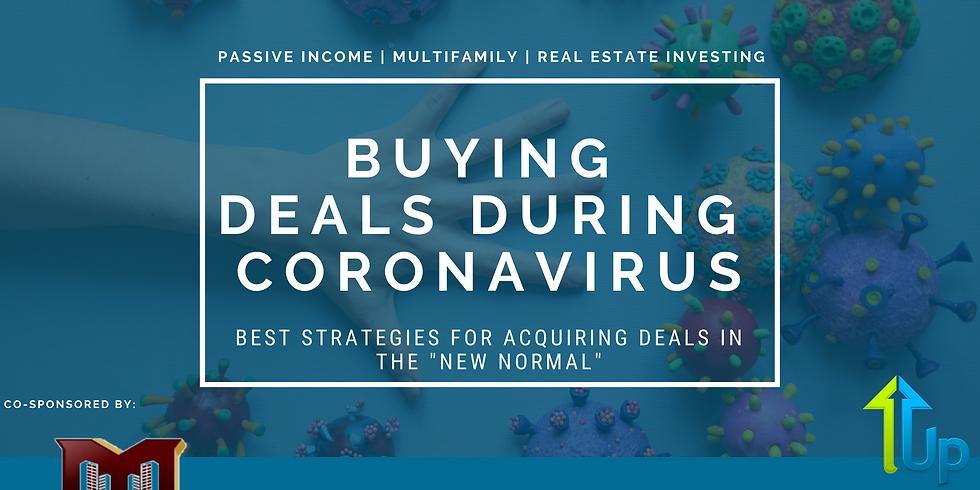 [WEBINAR] Buying Deals During Coronavirus