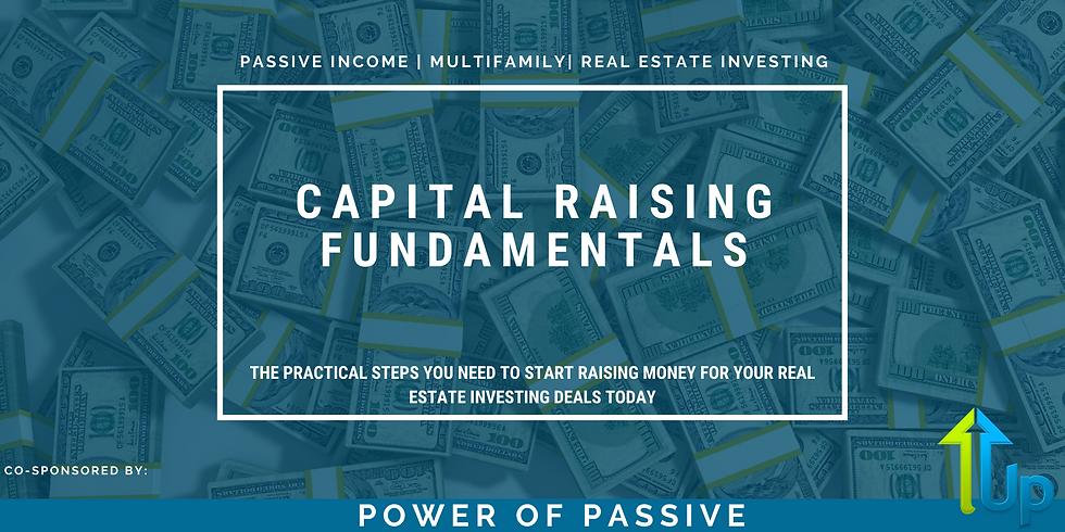 [WEBINAR] Capital Raising Fundamentals