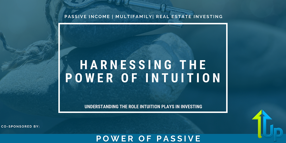 [WEBINAR] Harnessing The Power of Intuition