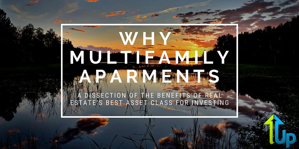 [WEBINAR] Why Multifamily Apartments?