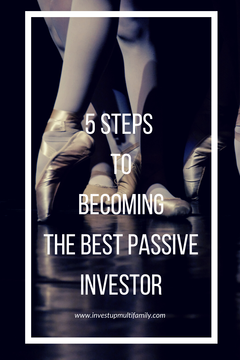 Guide on how to be the best passive investor