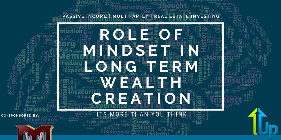 [WEBINAR] Role of Mindset In Long Term Wealth Creation