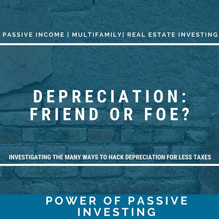 [WEBINAR] Depreciation: Friend or Foe?