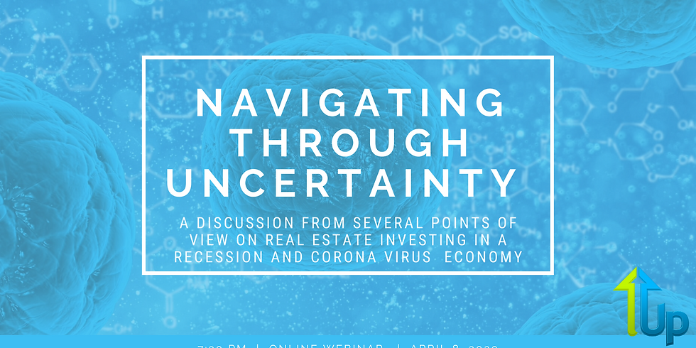 [WEBINAR] Navigating Through Uncertainty - Investing in a COVID Recession Economy
