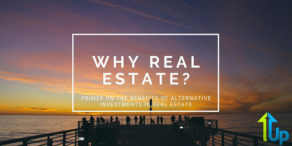 [WEBINAR]The Top Benefits of Real Estate Investing - For All Income Levels
