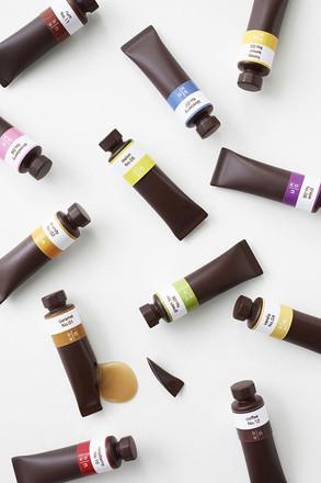 顏料還是巧克力?