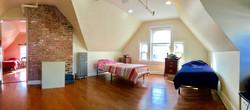 Third Floor Bed