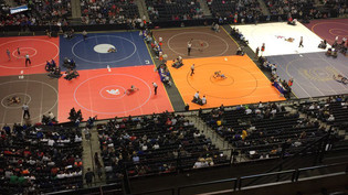 State Wrestling: 1st Round preview