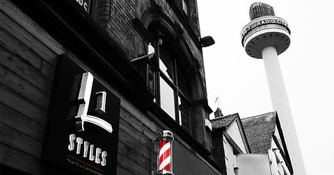 L1 Styles Barbershop, 15 Richmond street, Liverpool, L1 1EE.