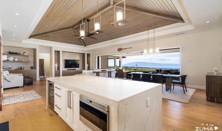 Macchiato- Kitchen Island