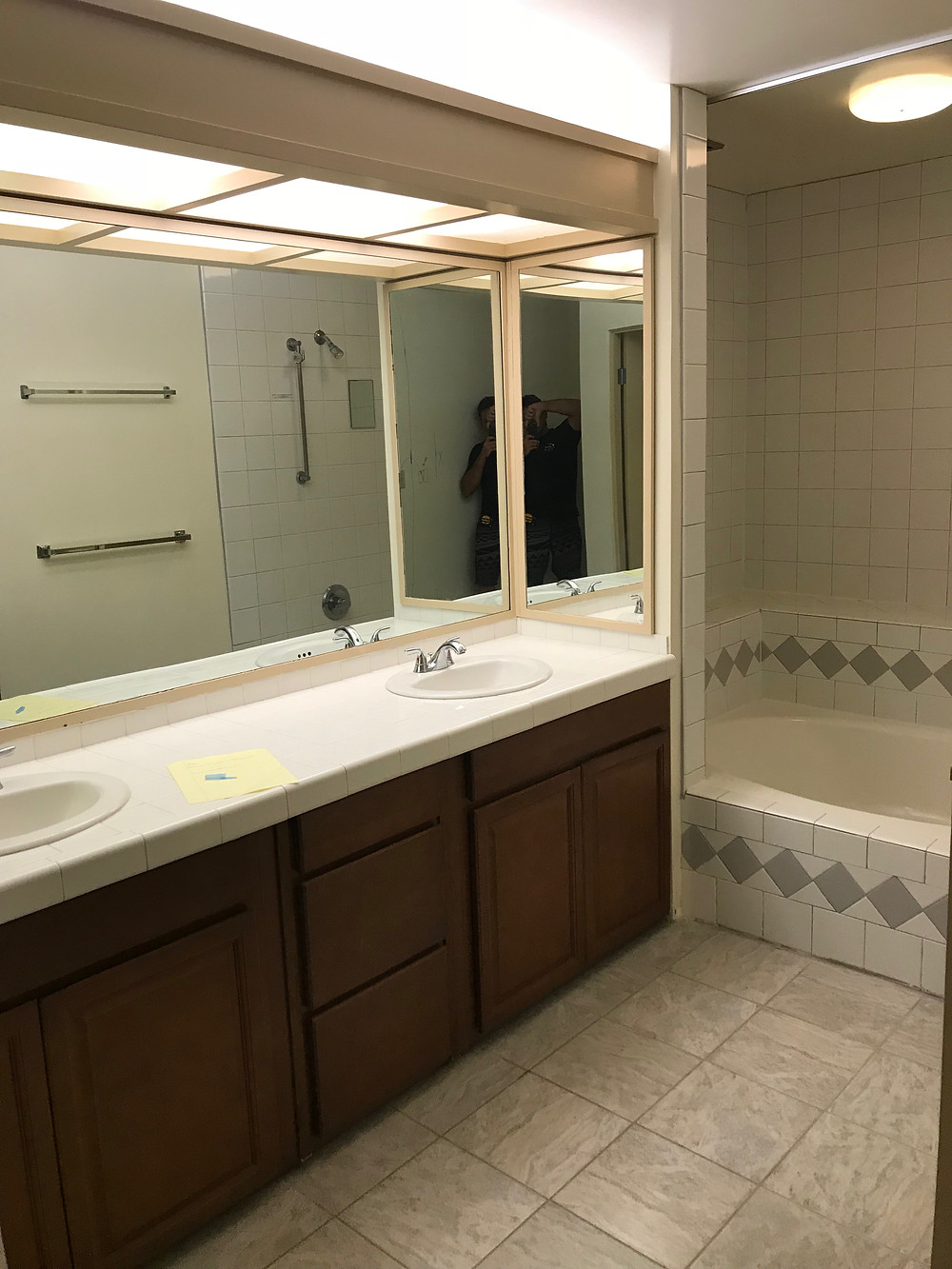 Master Bath - Before