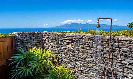 Macchiato - Outdoor Shower