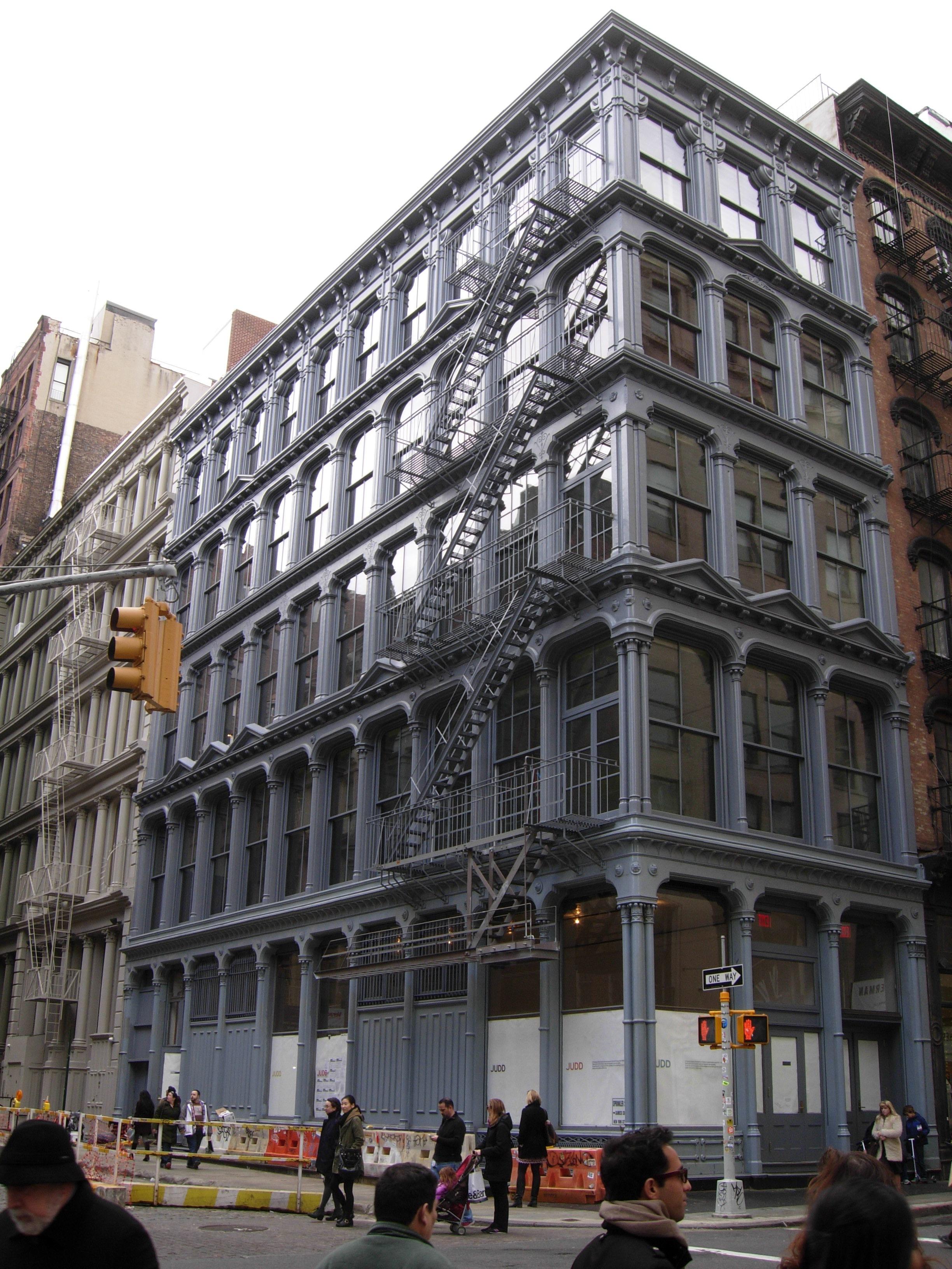 Gebäude von außen