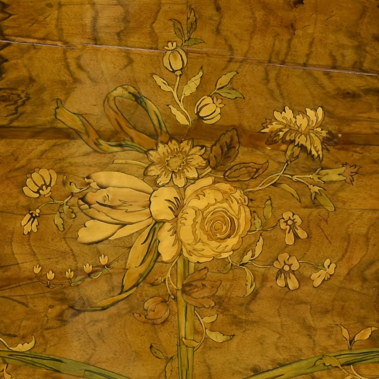Detail der Deckplatte