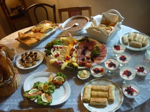 A taste of Georgian hospitality